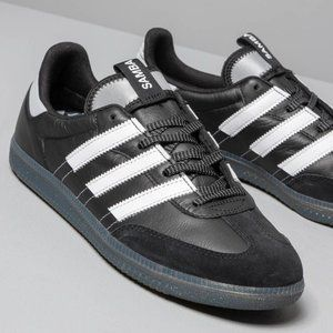 NIB Adidas Original Samba Og Ms Sneakers Black